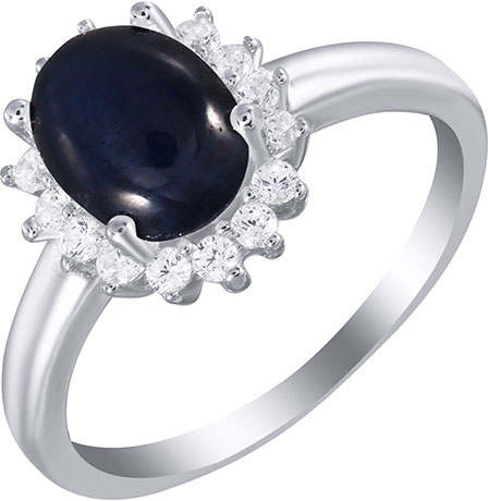 Кольца Element47 by JV SM-029-KO-SZ-001-WG женские кольца jv женское серебряное кольцо с куб циркониями zr6731 001 wg 18