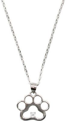 Колье Element47 by JV XH514264HX4419 jv женское серебряное кольцо с куб циркониями sr01924czzsw 1 001 wg 17