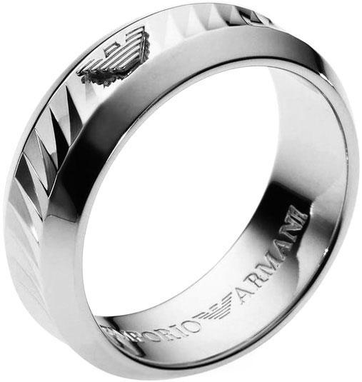 Кольца Emporio Armani EG3003040 кольцо стальное благословенная любовь