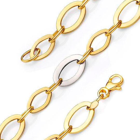 Фото женских золотых браслетов 4