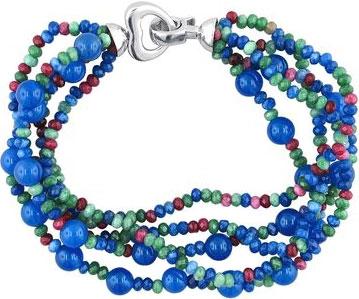 Браслеты Эстет 01B452338-1 браслеты exclaim легкий браслет цепочка из серебра с золотым покрытием