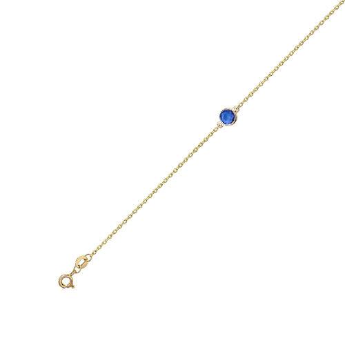 Браслеты Эстет 01B531527 браслет эстет женский золотой браслет с топазами est01б321259t7 19