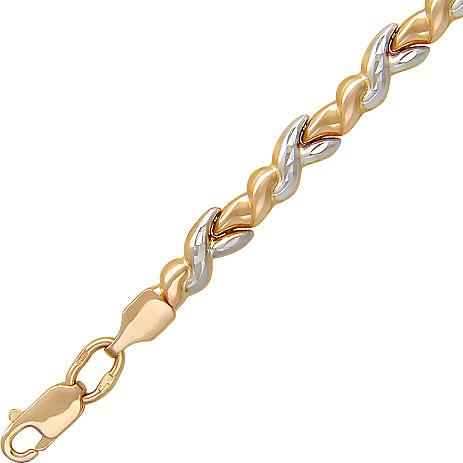 Браслеты Эстет 01B711386 браслет эстет женский золотой браслет estнб12 200пг80 20