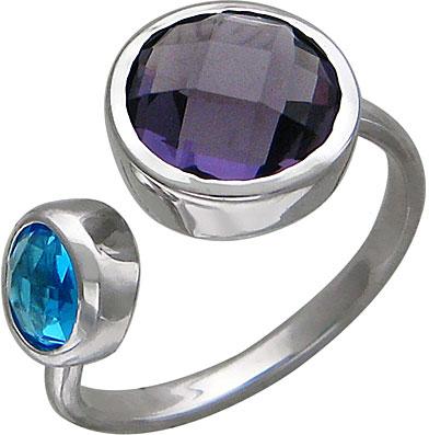 Кольца Эстет 01K258033 женские кольца эстет женское серебряное кольцо est01к058606 18 5