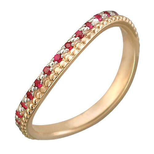Кольца Эстет 01K517667W ювелирные кольца karmonia авторское серебряное кольцо с камнями рубин сапфир