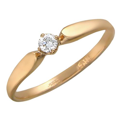 Кольца Эстет 01K612010 кольца эстет 01k0110506