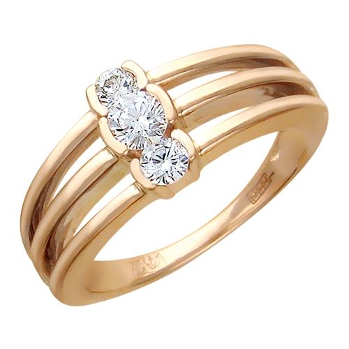 Кольца Эстет 01K615529 кольца эстет 01k0110506