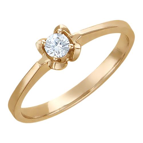 Кольца Эстет 01K615755 кольца эстет 01k0110506