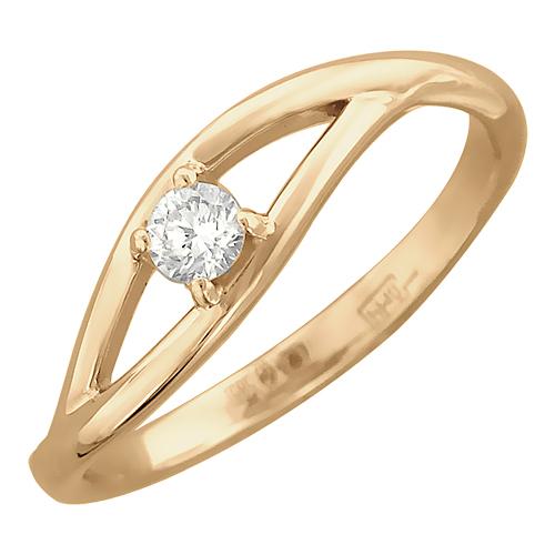 Кольца Эстет 01K616726 кольца эстет 01k0110506
