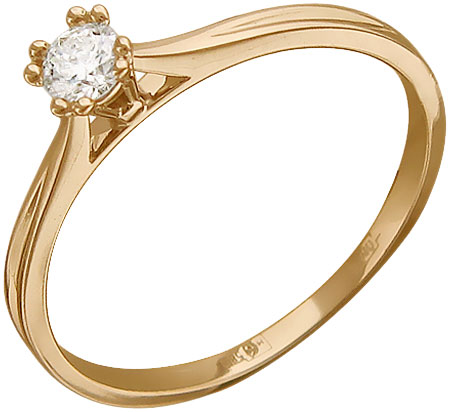 Кольца Эстет 01K616782 кольца эстет 01k0110506