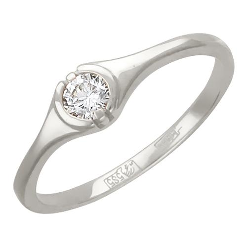 Кольца Эстет 01K625754 кольцо эстет женское золотое кольцо с куб циркониями nd1141393 17
