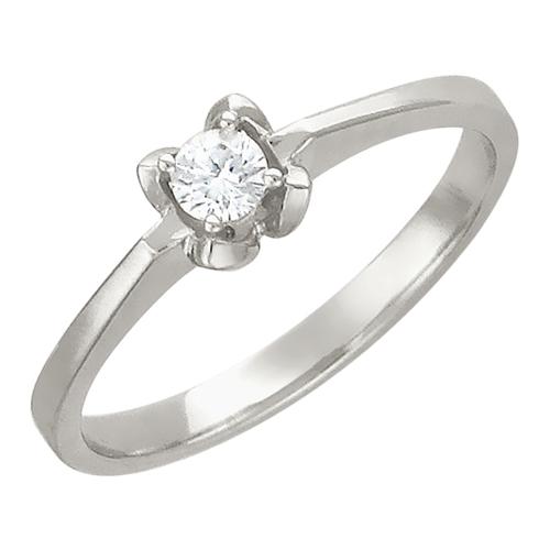 Кольца Эстет 01K625755 кольцо эстет женское золотое кольцо est01к016590 18