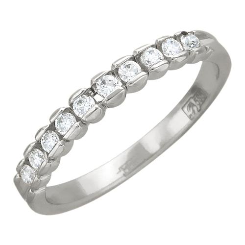 Кольца Эстет 01K625998 кольцо эстет женское золотое кольцо с куб циркониями est01к136344z 17