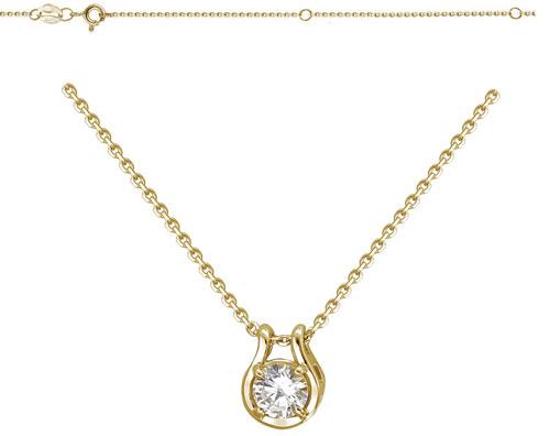 Кулоны, подвески, медальоны Эстет 01L131251