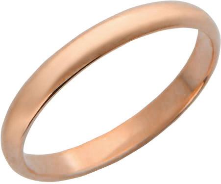 Кольца Эстет 01O010011 обручальное кольцо эстет золотое обручальное кольцо с бриллиантами est01о620227b3 19 5