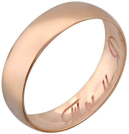 Кольца Эстет 01O010165