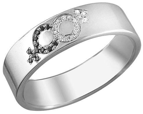 Кольца Эстет 01O250129