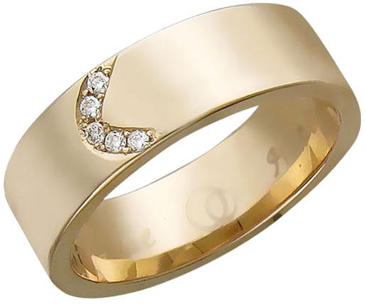 Кольца Эстет 01O610067