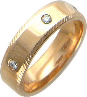 Кольца Эстет 01O610099
