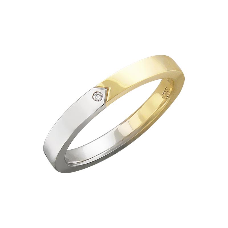 Кольца Эстет 01O660387ZH