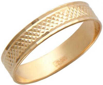 Кольца Эстет 01O710147 обручальное кольцо эстет золотое обручальное кольцо с бриллиантом est01о620077b2 18