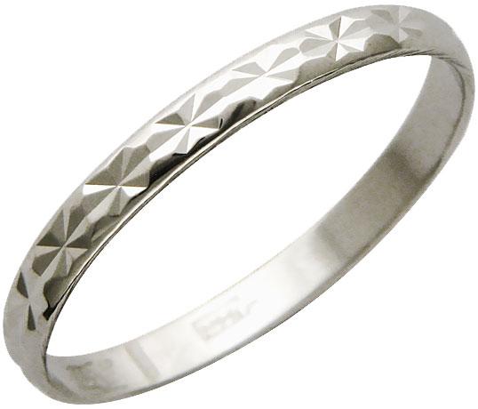 Кольца Эстет 01O720143 обручальное кольцо эстет золотое обручальное кольцо с бриллиантами est01о620227b3 19 5