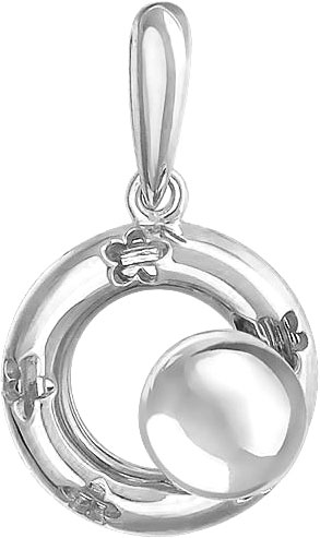 Кулоны, подвески, медальоны Эстет 01P0210592 кулоны подвески медальоны эстет 01p336193