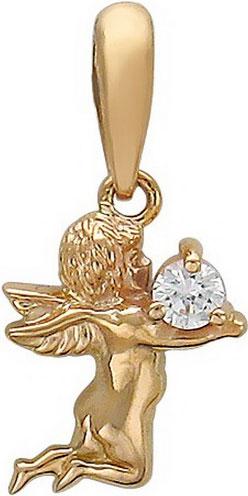 Кулоны, подвески, медальоны Эстет 01P111400 ювелирный завод эстет подвески и кулоны est 01п326277 тф