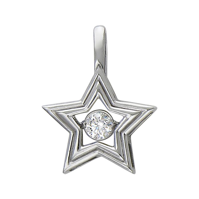 Кулоны, подвески, медальоны Эстет 01P127957
