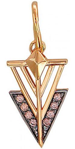 Кулоны, подвески, медальоны Эстет 01P217610 ювелирный завод эстет подвески и кулоны est 01п326277 тф