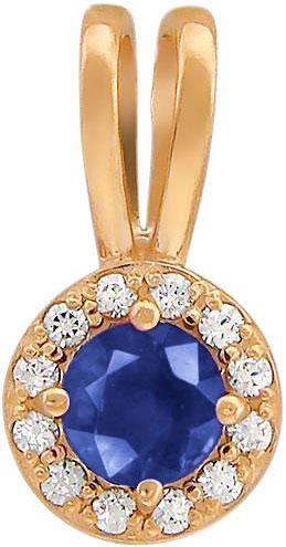 Кулоны, подвески, медальоны Эстет 01P218522-2