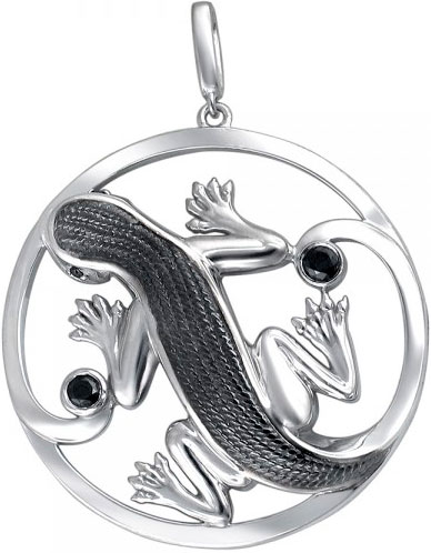 Кулоны, подвески, медальоны Эстет 01P258381CHR-1