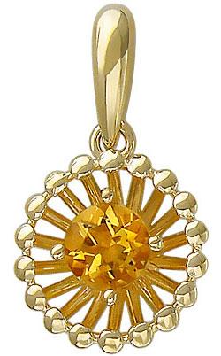 Кулоны, подвески, медальоны Эстет 01P337999 кулон ладанка эстет золотой кулон икона божьей матери с куб циркониями est01п162050z