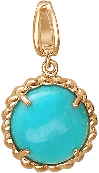 Кулоны, подвески, медальоны Эстет 01P419677-1 подвески бижутерные lotus jewelry подвеска с бирюзой
