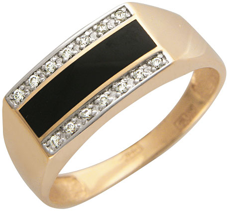 Кольца Эстет 01T415212 кольца эстет 01k0110506