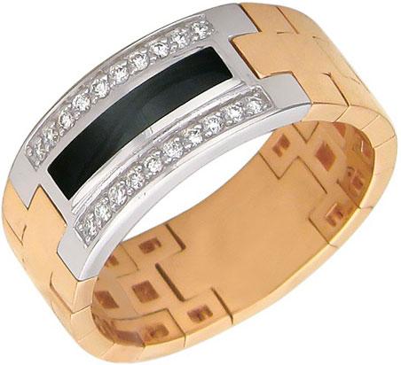 Кольца Эстет 01T463917-1 кольцо эстет женское золотое кольцо est01к016590 18