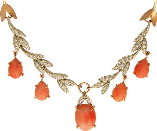 Ожерелье и бусы