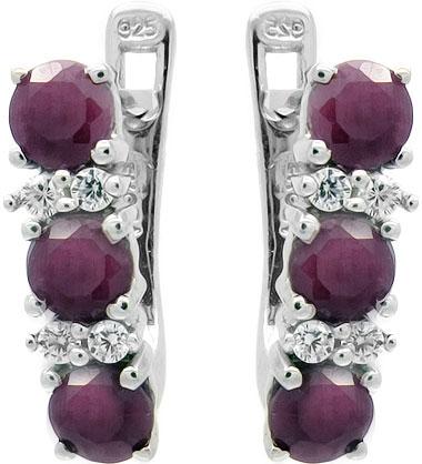 Серьги Evora 622963-e женщины моды rhinestone кристаллические серьги крюка уха стержня подарка ювелирных изделий new