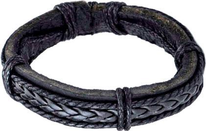 Браслеты Evora 627135-e муж кожаные браслеты кожа природа мода браслеты черный назначение особые случаи подарок спорт