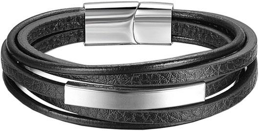 Браслеты Evora 628769-e кожаные браслеты кожа винтаж мода браслеты цвет радуги назначение свадьба для вечеринок спорт