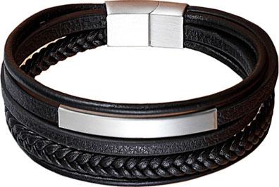 Браслеты Evora 630506-e муж жен кожаные браслеты кожа мода браслеты черный коричневый назначение новогодние подарки для вечеринок особые случаи