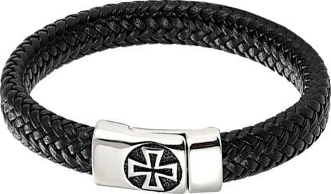 Браслеты Evora 630511-e муж strand браслеты wrap браслеты кожаные браслеты кожа сглаз на заказ панк браслеты черный назначение подарок повседневные на выход