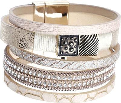 Браслеты Evora 631392-e муж жен wrap браслеты кожа винтаж готика браслеты черный назначение особые случаи подарок