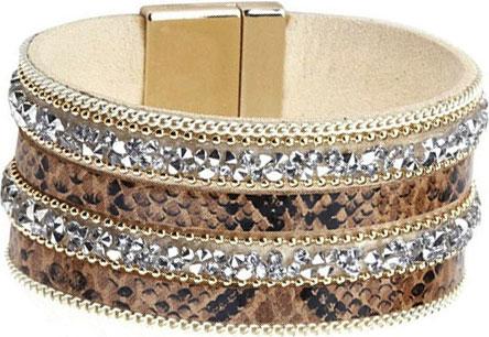 Браслеты Evora 631423-e муж жен кожаные браслеты кожа мода браслеты черный коричневый назначение новогодние подарки для вечеринок особые случаи