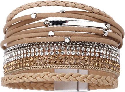 Браслеты Evora 631427-e муж жен кожаные браслеты кожа мода браслеты черный коричневый назначение новогодние подарки для вечеринок особые случаи