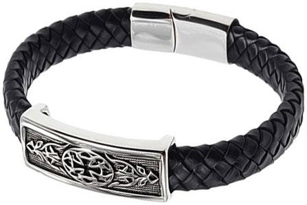 Браслеты Evora 633000-e муж кожа кожаные браслеты природа мода нерегулярный черный браслеты назначение особые случаи подарок