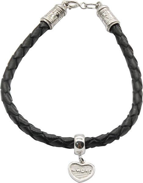 Браслеты Фабрика Ф B-K41302-R браслет с серебряной подвеской ключиком
