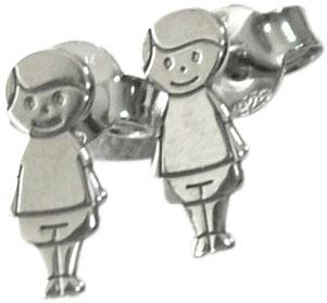 Серьги Fogi BIK2/1/3 yoursfs лисы стад серьги опаловые серьги милые серьги животных для девочки