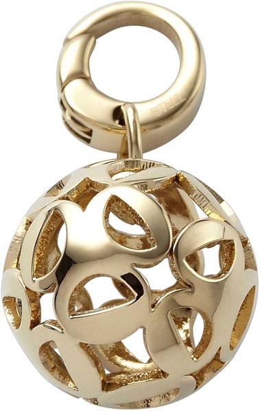 Кулоны, подвески, медальоны Fossil JF00075710 подвески и кулоны коюз топаз подвески и кулоны т147034984
