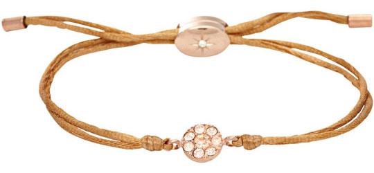 Браслеты Fossil JF00837791 муж кожаные браслеты браслет кожа уникальный дизайн на каждый день кожаный браслеты черный коричневый назначение новогодние подарки